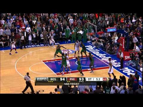 Philadelphia 76ers Top 10 Plays of 2013 Season