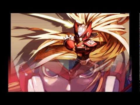 MegaMan Zero - Departure (My Metal Version)