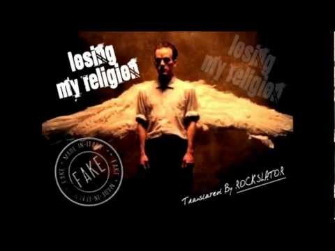 REM - Losing My Religion Traduzione (By Rockslator)