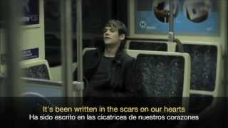 P!nk  - Just Give Me A Reason (feat. Nate Ruess) HD [Sub español - ingles]
