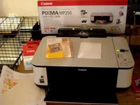 скачать драйвер для принтера Canon Mp250 - фото 10
