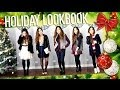 Holiday/Christmas Outfits LOOKBOOK! Collab with Fashion By Ally mp3