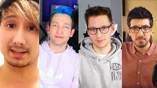 Das beste Video 2018 feat. Julien Bam, Rezo, AlexiBexi, SpaceFrogs, CrispyRob uvm!