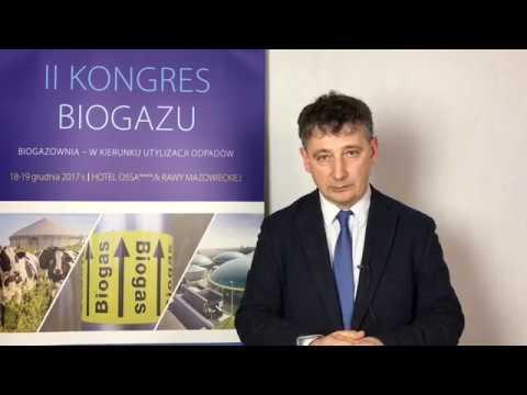 II Kongres Biogazu Jacek Dach Uniwersytet Przyrodniczy W Poznaniu