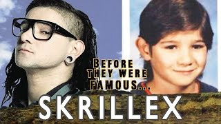 download lagu Skrillex - Before They Were Famous gratis
