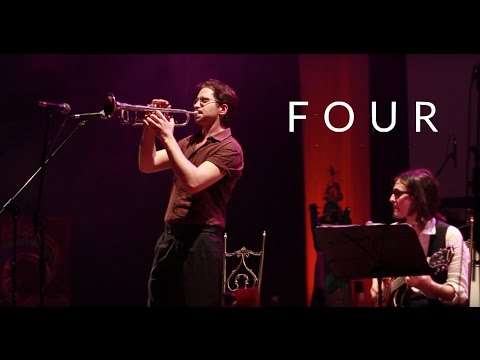 "BVO plays ""Four"" (jazz duo: trumpet and guitar)"