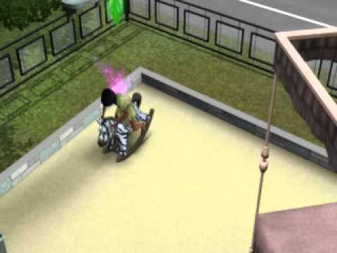 The sims freeplay my baby turns into a toddler