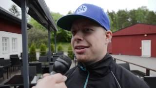 Oskari Siikin haastattelu TPS Hockey Golfissa 30.5.