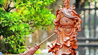Quan Thánh Đế Quân Giác Thế Chân Kinh