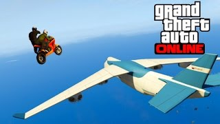 GTA 5 - Top 10 Stunts ! Massive Building jump ?!