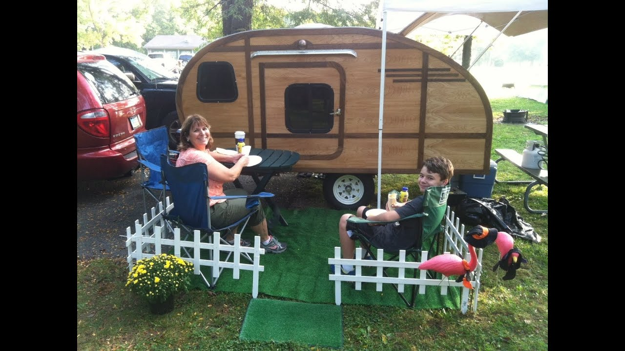 Plans To Build Your Own Travel Trailer