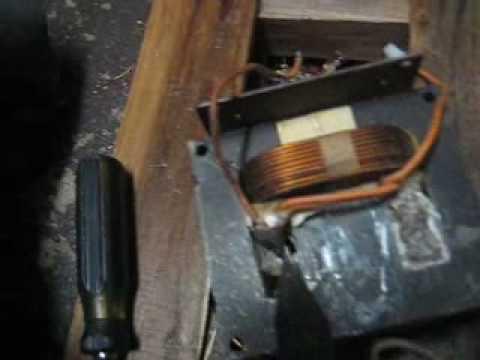 homemade battery tab spot welder  hsurfah04
