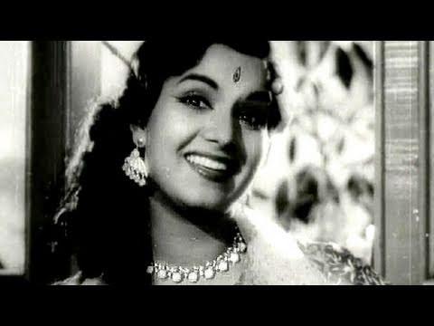 Kare Kare Badra - Shyama, Lata Mangeshkar, Bhabhi Song video