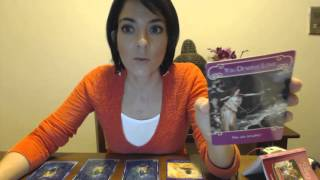 Virgo Angel Oracle LOVE Reading November 2015