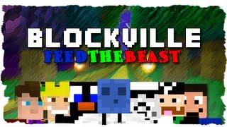 Blockville FTB - Blockville FTB: MACHINE DAY! (Ep. 3)