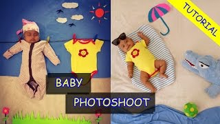 #TUTORIAL - BABY PHOTOSHOOT, BABY PHOTOGRAPHY, DENGAN ALAT SEADANYA