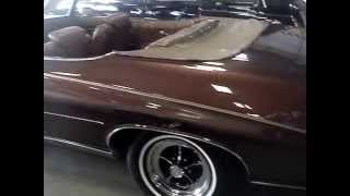 1973 BUICK CENTURION CONVERTIBLE - LAST YEAR CENTURIONS