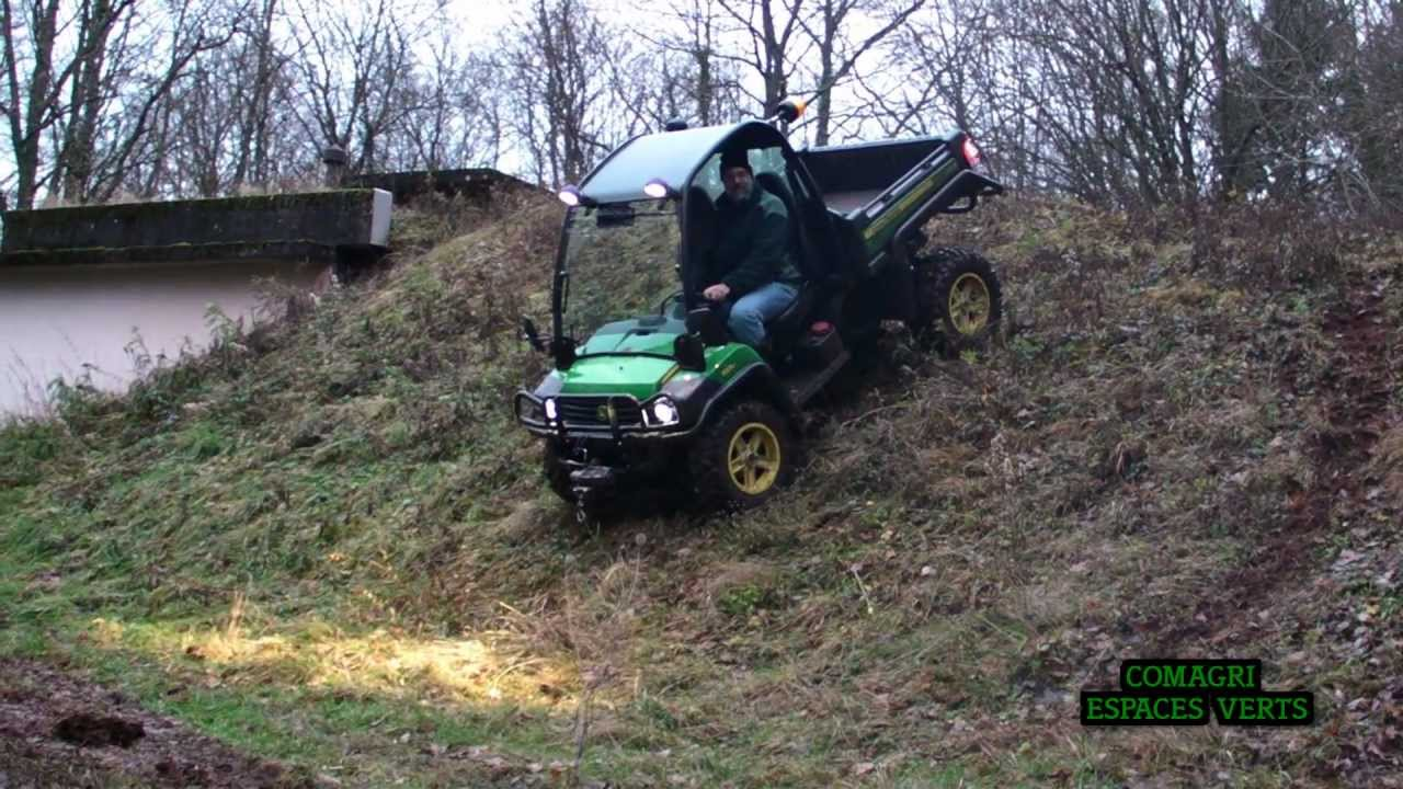 john deere gator xuv 855d 2 2 youtube. Black Bedroom Furniture Sets. Home Design Ideas