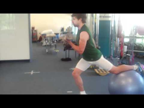 Owen Hargreaves Training July 2/11'