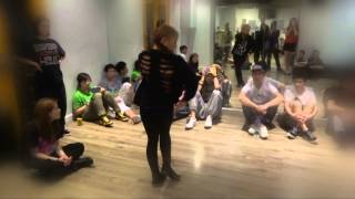 Tasha-Judge Performance-SODance Party Vol_1-All Style 1on1 Battle-Sep 29 2013