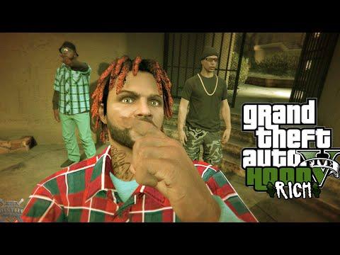 Rich Gta 5 Gta 5 Hood Rich Life in da
