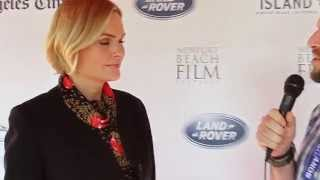 Sunny Mabrey - 2014 Newport Beach Film Festival - Teacher of the Year