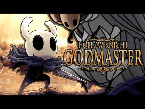 Dethroning the Gods & Embracing Madness - Hollow Knight: Godmaster DLC