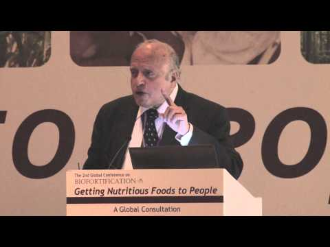 M.S. Swaminathan - Key Note Address at Kigali Conference - April 1,14