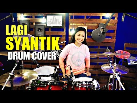 Download Lagu  Siti Badriah - Lagi Syantik DRUM COVER by Nur Amira Syahira Mp3 Free