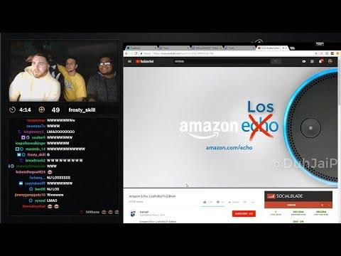 """LosPollos Reacts To """"Amazon Echo: LosPollosTv Edition"""" thumbnail"""