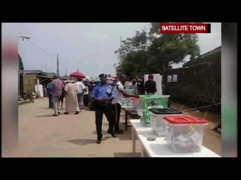 Eyewitness' Exciting Election Images From Across Nigeria