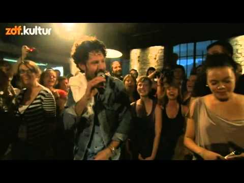 Max Herre -  A-N-N-A (live bei on tape)