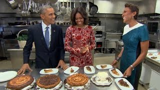 Why Thanksgiving Is President Obama