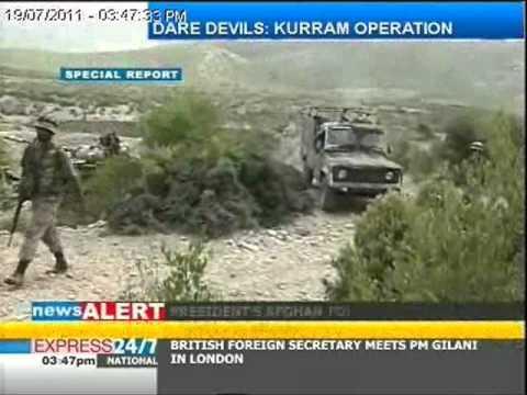 Operation Koh-e-Safaid
