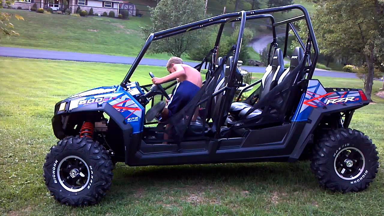 lifted rzr 4 seater for sale autos post. Black Bedroom Furniture Sets. Home Design Ideas
