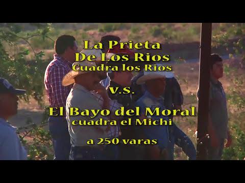 Carreras de caballos en Carril de Jerez, Zacatecas