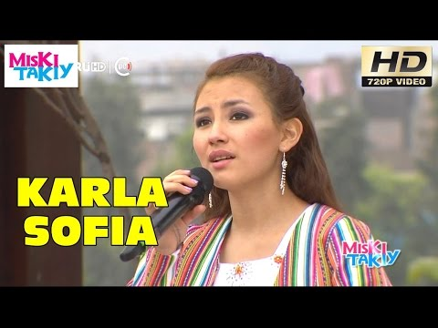 "Download KARLA SOFIA & RIBER ORE ""Mix huaynos""- Miski Takiy 16/Jul/2016 Mp4 baru"