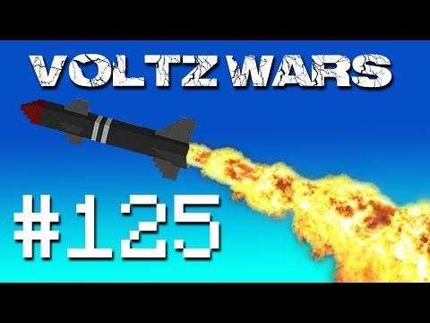 Minecraft Voltz Wars - Fusion Reactor! #125