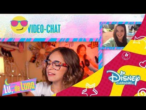 Soy Luna | Vlog Lu de Luna: Entrevista Malena Ratner (Delfi) Parte 1