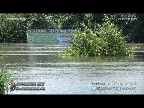 07/08/2014 Quincy, IL - Mississippi River Flood Crest