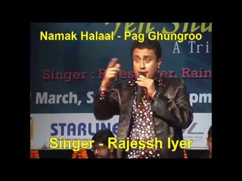 Pag Ghungroo By  Rajessh Iyer video