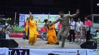 miss neelam & bhupinder in italy
