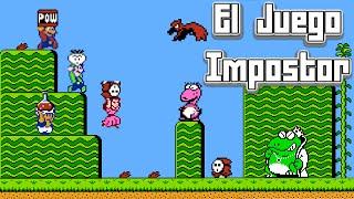 Super Mario Bros. 2: El Juego Impostor (USA)