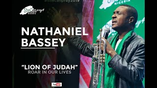 Nathaniel Bassey Lion of Judah Live at SheCan Pray Concert