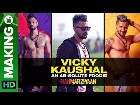 Vicky Kaushal - An Ab-solute Foodie | Manmarziyaan | Vicky Kaushal, Taapsee Pannu, Abhishek Bachchan