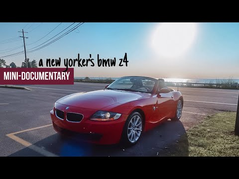 WHY THE BMW Z4 IS THE BEST CONVERTIBLE YOU CAN BUY
