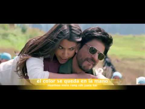 Jiya Re - Jab Tak Hai Jaan (sub-Spanish/hindi) HQ