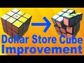 How to Make an Old Dollar Store Rubik's Cube Awesome!