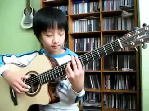 ‪hotel California   Sungha Jung‬‎ video