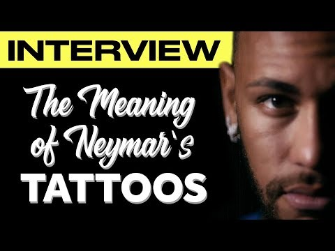 Neymar, a life in ink: The story behind his tattoos